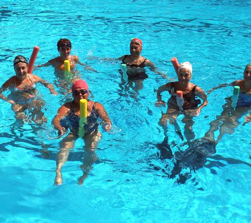 Remise en forme aquagym - Noirmoutier - Ty Splash
