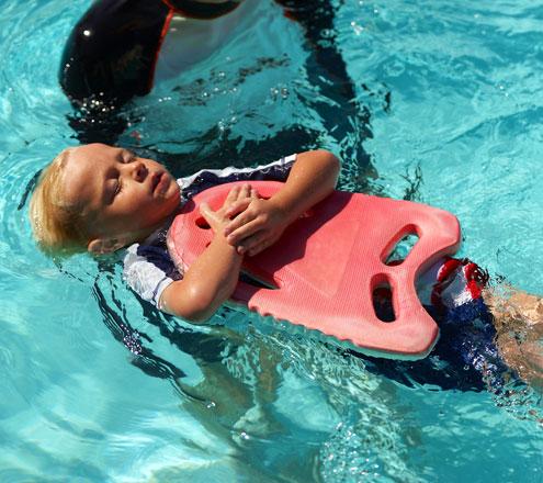 cours particulier de natation - Noirmoutier - Ty Splash